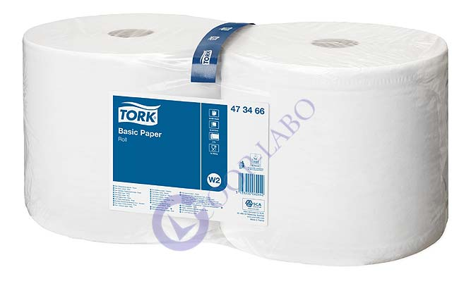 OUATE TORK BLANCHE 473466  x2