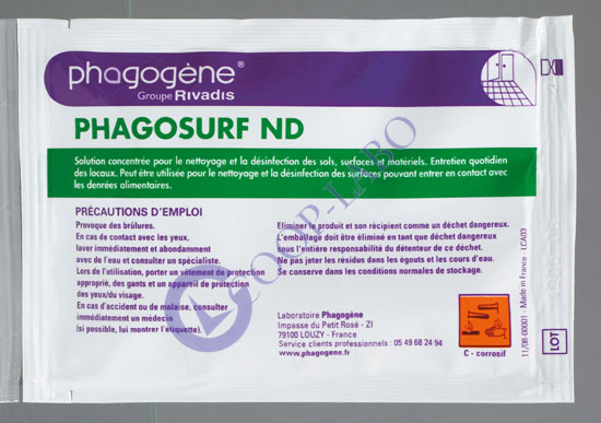 PHAGOSURF ND dose 20 ml x250